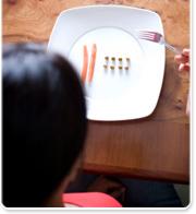 זיהוי הפרעות אכילה אצל ילדים ומתבגרים (אנורקסיה ובולימיה)