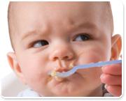 טיפים תזונתיים לתינוק