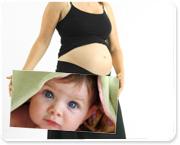 שימוש בדמיון מודרך בהריון